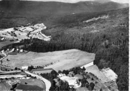67 - LE HOHWALD : Vue Panoramique Aérienne VILLA MATHIS - CPSM Dentelée Noir Et Blanc Grand Format - Bas Rhin - Autres Communes