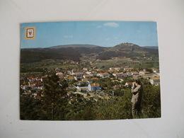 Postcard Postal De Vila Nova De Ourém Vista Parcial - Santarem