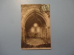 Sion - Chapelle Du Tourbillon 1906 Edit: Franco Suisse (5128) - VS Wallis