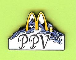 Pin's Mac Do McDonald's PPV - 10CC22 - McDonald's