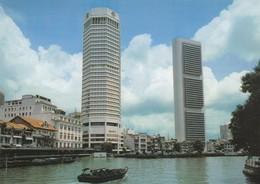Postcard Singapore The Guardian Pillars My Ref  B23558 - Singapore