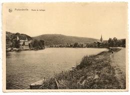 PROFONDEVILLE - Route Du Hallage - Profondeville