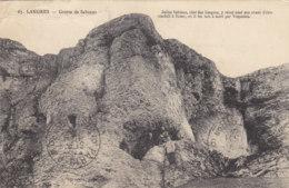 52  Haute  Marne  -  Langres  -  Grotte  De  Sabinus - Langres