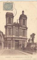 52  Haute  Marne  -  Langres  -  La  Cathédrale  Portail  Datant  De  1760 - Langres