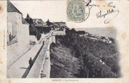 52  Haute  Marne  -  Langres  -  Les  Remparts - Langres