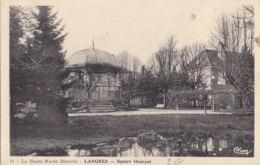52  Haute  Marne  -  Langres  -  Square  Henryot - Langres