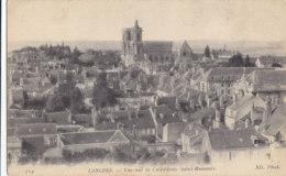52  Haute  Marne  -  Langres  -  Vue  Sur  La  Cathédrale  Saint  Mammes - Langres