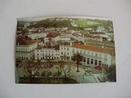 Postcard Postal Torres Novas Praça 5 De Outubro - Santarem