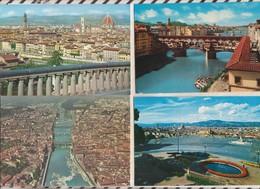 9AL1106 Firenze LOT DE 8 CARTES  2 SCANS - Firenze (Florence)