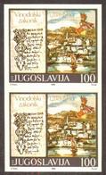 JUGOSLAVIA - CROATIA - VINODOL  STATUTE - Coat Of Arms City - **MNH - 1988 - Timbres