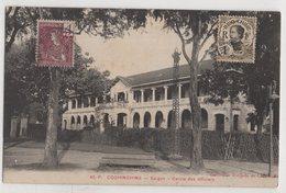 8743 Cochinchine Vietnam  Saigon Cercle Des Officiers Stamping Indo-Chine - Viêt-Nam
