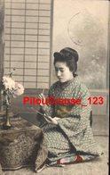 """JAPON - """" Jeune Femme """" - Non Classés"""