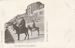 UN SALUTO DA MINEO - Catania