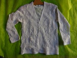Lot De Vetements  Vintage -retro-gilet-jupe-jupon-chemise - 1940-1970