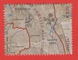 2013 (3404) I Confini Di San Marino - LEGGI BENE - 6. 1946-.. Repubblica