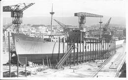 Le Saint Clair En Construction - Bateaux