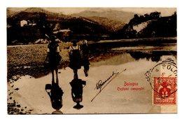 BOLOGNA COSTUMI CAMPESTRI  2  1903 - Bologna