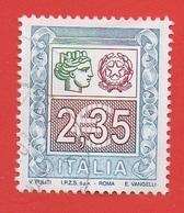 2004 (2738) Alto Valore 2,35 Eu - Leggi Il Messaggio Del Venditore - 2001-10: Usati
