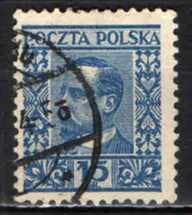 POLONIA - 1928 - HENRYK SIENKIEWICZ - SCRITTORE POLACCO - USATO - 1919-1939 Repubblica