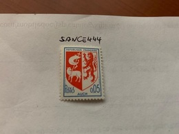 France Coat Of Arms Auch 1966 Mnh - France