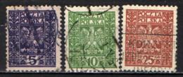 POLONIA - 1928 - STEMMA DELLA POLONIA - USATI - 1919-1939 Repubblica