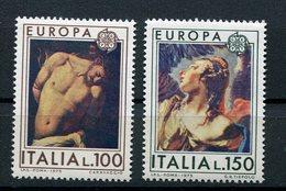 Italia (1975) - Europa Cept ** - 6. 1946-.. Repubblica