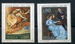 Italia (1975) - Arte Italiana, 2° Emissione ** - 6. 1946-.. Repubblica