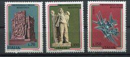 Italia (1975) - Trentennale Della Resistenza ** - 6. 1946-.. Repubblica