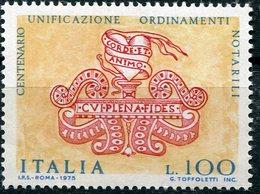 Italia (1975) - Ordinamenti Notarili ** - 6. 1946-.. Repubblica