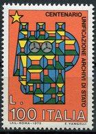 Italia (1975) - Archivi Di Stato ** - 6. 1946-.. Repubblica