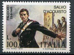 Italia (1975) - Salvo D'Acquisto ** - 6. 1946-.. Repubblica