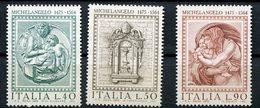Italia (1975) - Michelangelo ** - 6. 1946-.. Repubblica