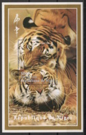 Niger - 1998 - Bloc Feuillet BF N°Yv. 90 - Tigres / Tigers - Neuf Luxe ** / MNH / Postfrisch - Félins