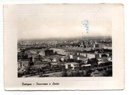 BOLOGNA PANORAMA E STADIO  1953 - Bologna