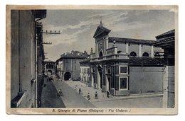 S. GIORNO DI PIANO ( BOLOGNA ) VIA UMBERTO I  1941 - Bologna