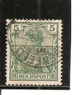Alemania-Germany Yvert 53 (usado) (o) - Alemania