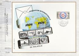 Ltd Edition CEF MONACO Stamps FDC (card) PHILATELIC FEDERATION ANNIV Cover OLYMPIC ROWING TELEPHONE Sport Olympics Games - Esposizioni Filateliche