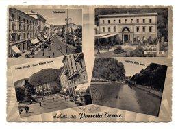 SALUTI DA PORRETTA TERME1951 - Imola