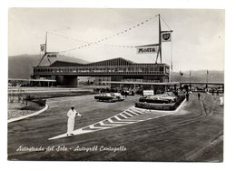 AUTOSTRADA DEL SOLE  AUTOGRILL CANTAGALLO  1963 - Imola