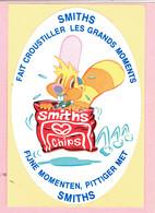 Sticker - Fijne Momenten,pittiger Met SMITHS Chips - Autocollants