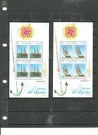 ESPAÑA-Hoja Bloque 3477/78 Barcos De Epoca  Sellos Nuevos Sin Fijasellos (según Foto) - Blocs & Hojas