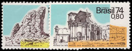 Brazil 1974 Tourism Unmounted Mint. - Brazil
