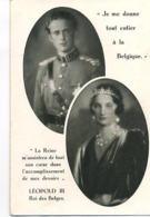B512 - LEOPOLD III, Roi Des Belges, Et La Reine - Belgique