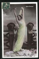 Foto-AK Atelier Reutlinger, Paris: Opéra-Comique, Badet Dans Aphrodite, Portrait Der Schauspielerin - Actors
