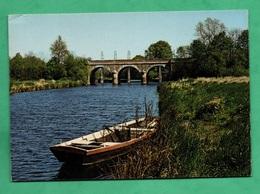 44 Loire Atlantique Bouaye Le Pont  De L ' Artheneau - Bouaye