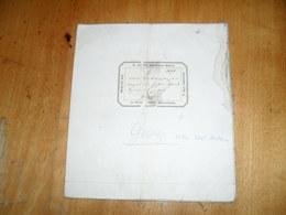 ANCIENNE CARTE MILITAIRE TOILEE DE GARZ 1892. FIDDICHOW, BAHN ... - Documents