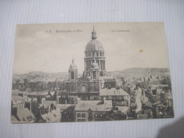 CPA 62 BOULOGNE-sur-MER La Cathédrale  TBE - Boulogne Sur Mer