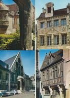 DPT 21 LOT 44 CPM/CPSM DIJON 12 écrites + 32 Non écrites Qualité Etat : TTBE Voir échantillons - Dijon
