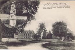 72 - Trangé (Sarthe) - Château De La Groirie - France