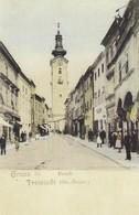 Postcard Gruss Aus Freistadt [ Reproduction ] My Ref  B13042 - Freistadt